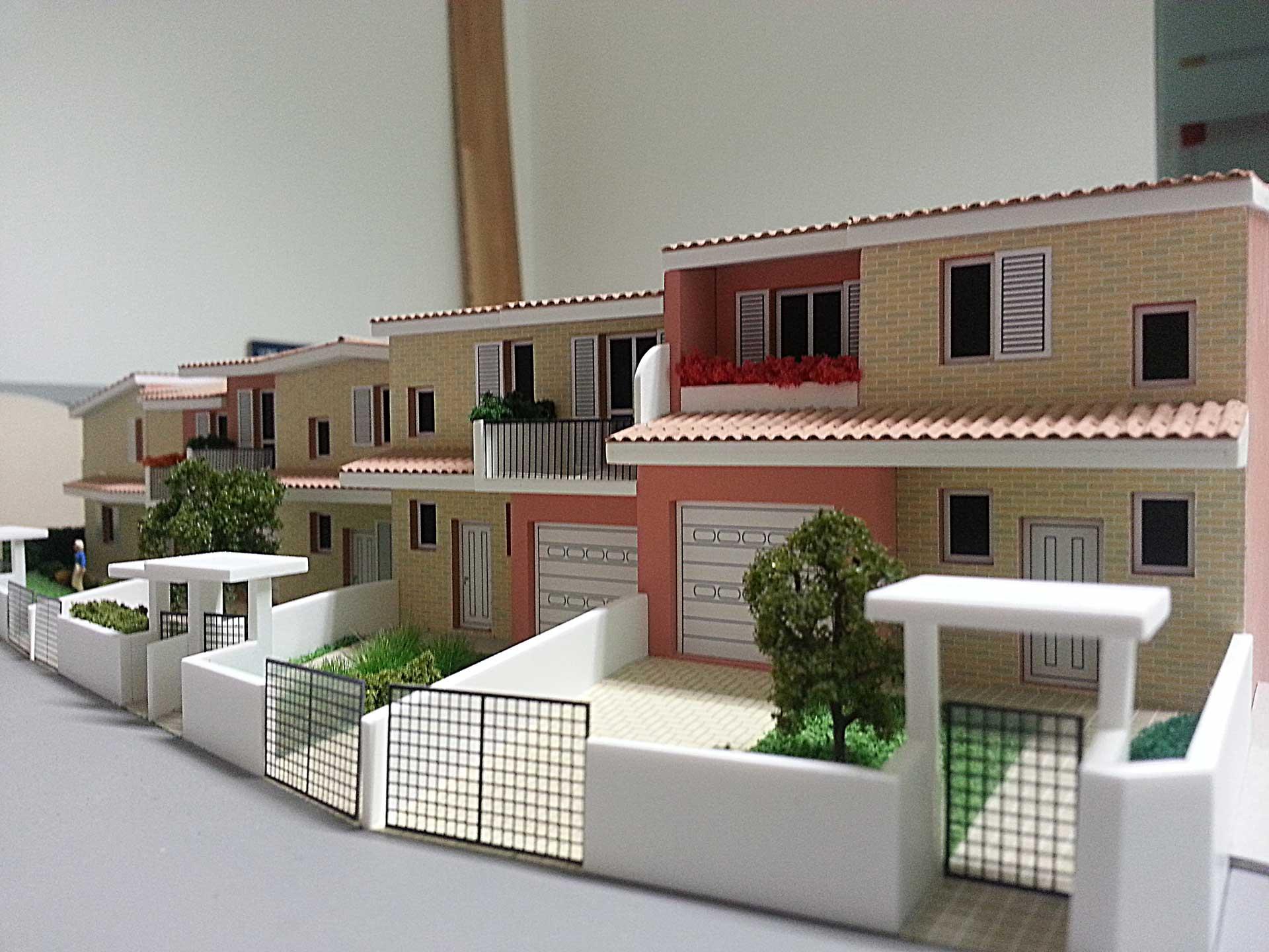 villette moderne esterno perfect villette bifamiliari in